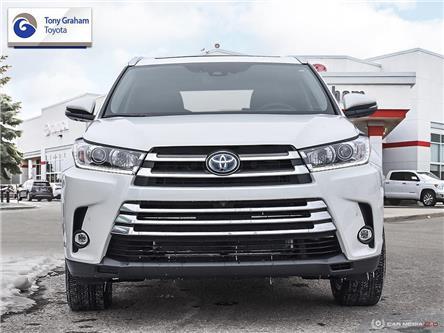 2019 Toyota Highlander Hybrid Limited (Stk: 58771) in Ottawa - Image 2 of 28