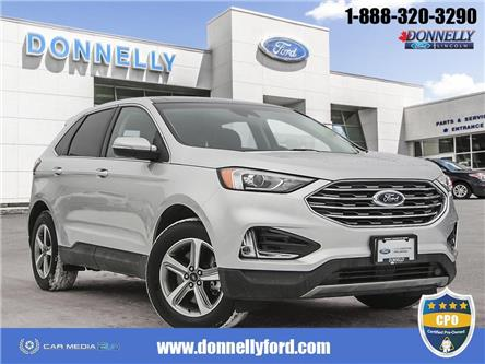 2019 Ford Edge SEL (Stk: DUR6386) in Ottawa - Image 1 of 28
