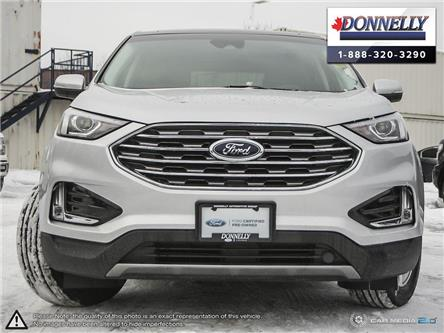 2019 Ford Edge SEL (Stk: DUR6386) in Ottawa - Image 2 of 28