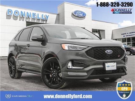 2019 Ford Edge ST (Stk: DT149A) in Ottawa - Image 1 of 28