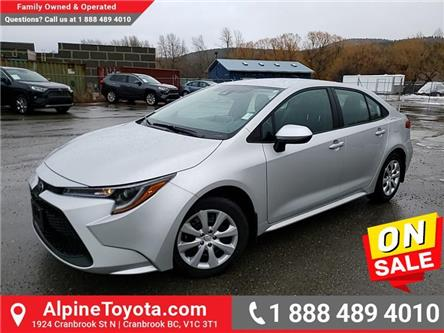 2020 Toyota Corolla LE (Stk: P058202A) in Cranbrook - Image 1 of 21