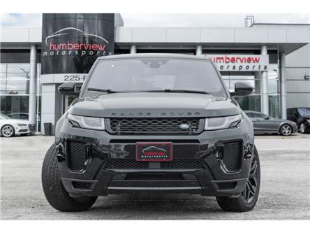 2019 Land Rover Range Rover Evoque HSE DYNAMIC (Stk: 19HMS1432) in Mississauga - Image 2 of 22