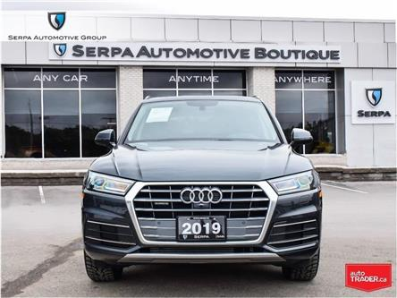 2019 Audi Q5 45 Progressiv (Stk: P1376A) in Aurora - Image 2 of 28