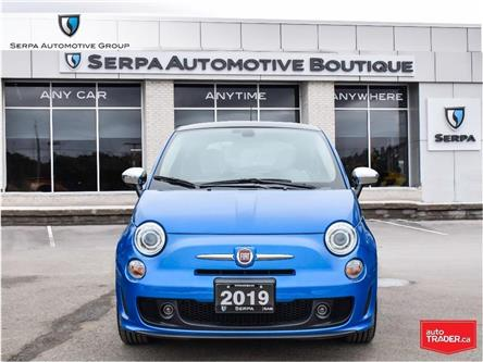2019 Fiat 500 Lounge (Stk: P1388) in Aurora - Image 2 of 27