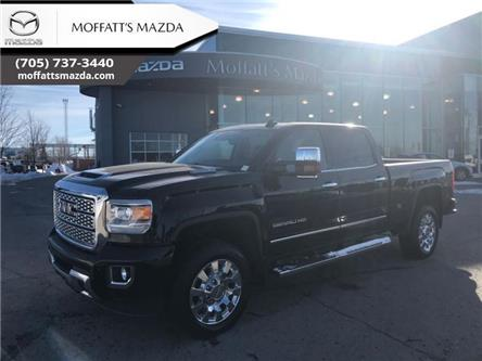 2019 GMC Sierra 2500HD Denali (Stk: 28144) in Barrie - Image 1 of 28
