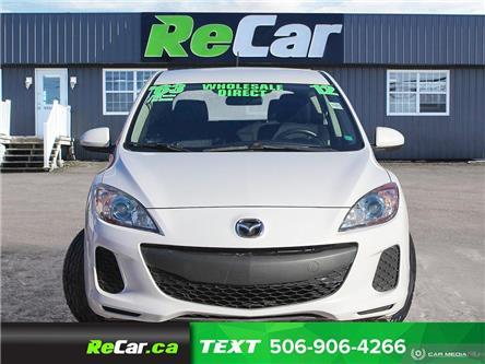 2012 Mazda Mazda3 Sport GS (Stk: 200176A) in Fredericton - Image 2 of 21