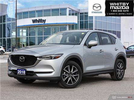 2018 Mazda CX-5 GT (Stk: P17548) in Whitby - Image 1 of 27