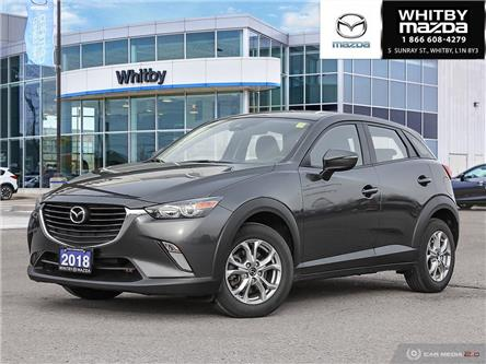 2018 Mazda CX-3 GS (Stk: P17547) in Whitby - Image 1 of 27