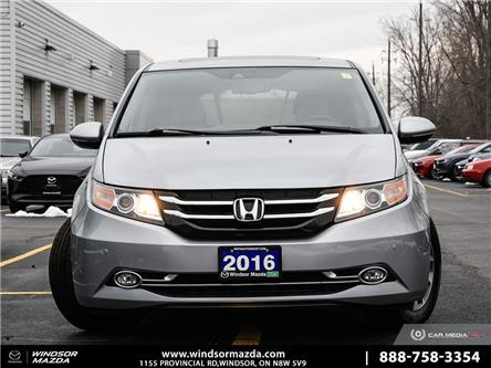 2016 Honda Odyssey Touring (Stk: PR2310) in Windsor - Image 2 of 28
