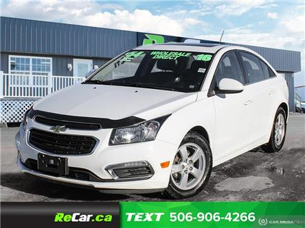 2016 Chevrolet Cruze Limited 2LT (Stk: 200155A) in Saint John - Image 1 of 22