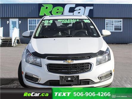2016 Chevrolet Cruze Limited 2LT (Stk: 200155A) in Saint John - Image 2 of 22