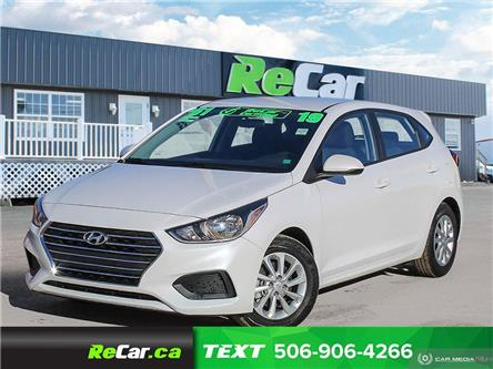 2019 Hyundai Accent Preferred (Stk: 200244A) in Saint John - Image 1 of 22