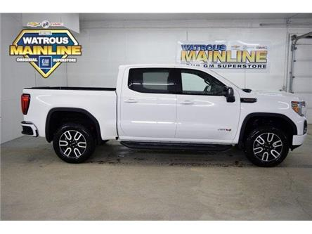 2020 GMC Sierra 1500 AT4 (Stk: L1102) in Watrous - Image 1 of 45