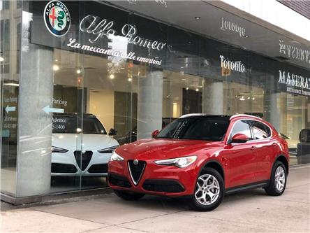 2020 Alfa Romeo Stelvio Base (Stk: 58AR) in Toronto - Image 1 of 27