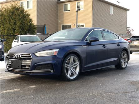 2018 Audi A5 2.0T Progressiv (Stk: 20070) in Rockland - Image 1 of 23