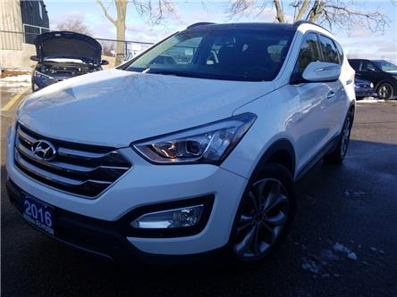 2016 Hyundai Santa Fe Sport 2.0T SE (Stk: 41111B) in Mississauga - Image 1 of 19