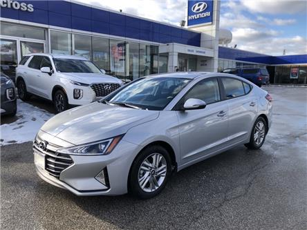 2020 Hyundai Elantra Preferred (Stk: 29052) in Scarborough - Image 1 of 17