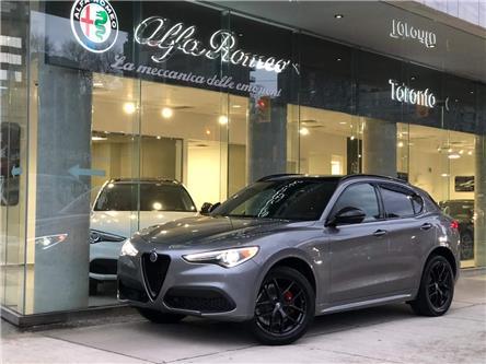 2020 Alfa Romeo Stelvio Base (Stk: 64AR) in Toronto - Image 1 of 25