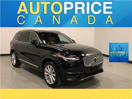 2018 Volvo XC90 T6 Inscription (Stk: H0819) in Mississauga - Image 1 of 28