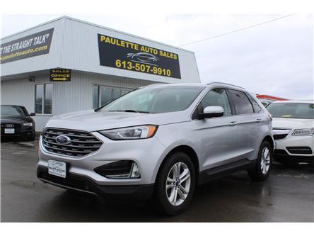 2019 Ford Edge SEL (Stk: 3629) in Kingston - Image 1 of 22