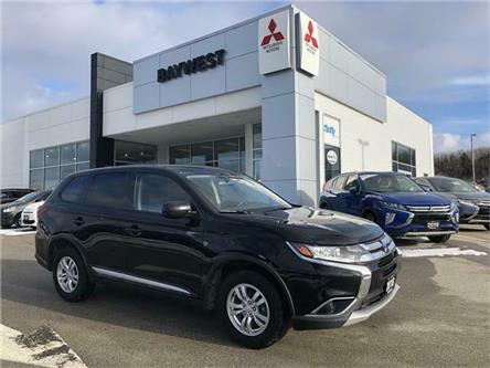 2018 Mitsubishi Outlander ES (Stk: PM19006) in Owen Sound - Image 1 of 16