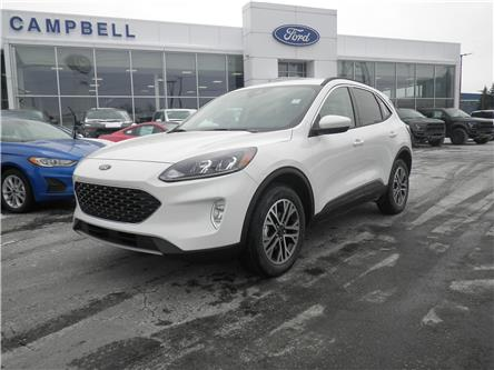 2020 Ford Escape SEL (Stk: 2002160) in Ottawa - Image 1 of 12