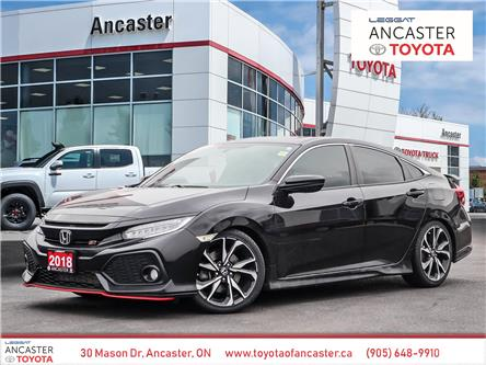 2018 Honda Civic Si (Stk: 19402A) in Ancaster - Image 1 of 30