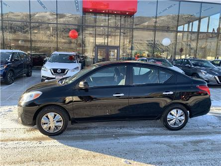2012 Nissan Versa 1.6 SV (Stk: UT1381A) in Kamloops - Image 2 of 19