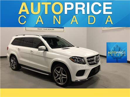 2017 Mercedes-Benz GLS 450 Base (Stk: B0857) in Mississauga - Image 1 of 29
