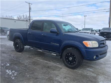 2005 Toyota Tundra Limited V8 (Stk: 9U041A) in Wilkie - Image 1 of 20