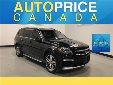 2015 Mercedes-Benz GL-Class Base (Stk: H0851) in Mississauga - Image 1 of 30