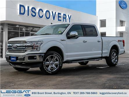 2020 Ford F-150 Lariat (Stk: F120-29132) in Burlington - Image 1 of 20