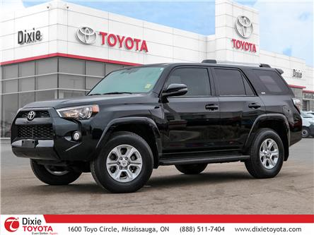 2019 Toyota 4Runner SR5 (Stk: D200777A) in Mississauga - Image 1 of 30