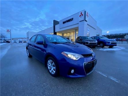 2014 Toyota Corolla S (Stk: M20004A) in Owen Sound - Image 1 of 14