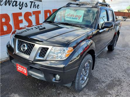 2019 Nissan Frontier PRO-4X (Stk: 19-557) in Oshawa - Image 1 of 15