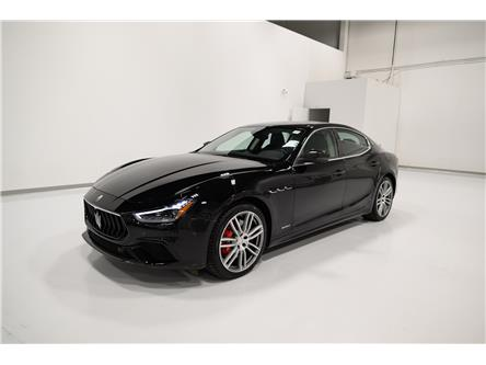 2018 Maserati Ghibli S Q4 GranSport (Stk: 981MCE) in Edmonton - Image 1 of 18