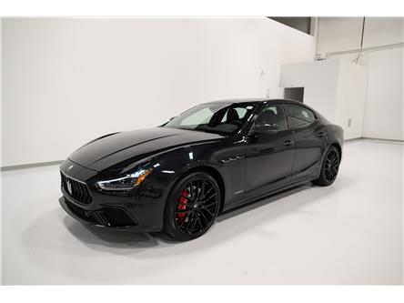 2020 Maserati Ghibli S Q4 GranSport (Stk: 977MCE) in Edmonton - Image 1 of 17