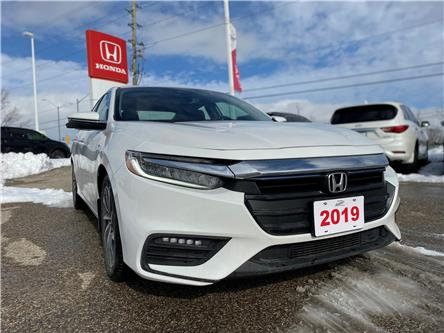 2019 Honda Insight Touring (Stk: H6807A) in Waterloo - Image 1 of 3