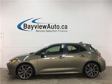 2019 Toyota Corolla Hatchback Base (Stk: 36474W) in Belleville - Image 1 of 25