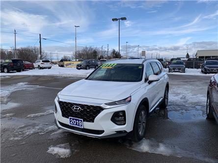 2019 Hyundai Santa Fe Preferred 2.4 (Stk: P3139) in Smiths Falls - Image 1 of 4