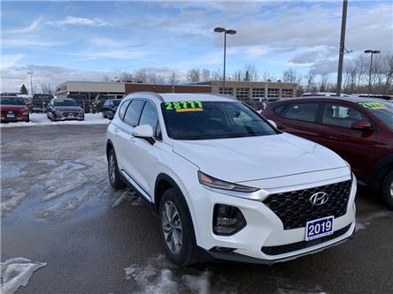 2019 Hyundai Santa Fe Preferred 2.4 (Stk: P3139) in Smiths Falls - Image 2 of 4