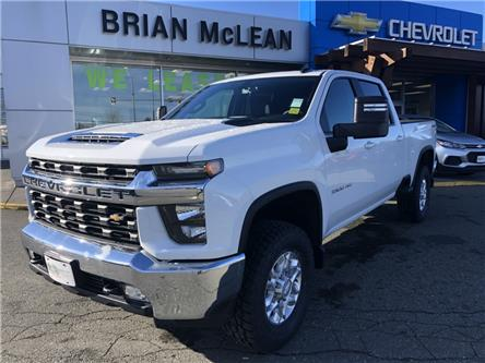 2020 Chevrolet Silverado 3500HD LT (Stk: M5010-20) in Courtenay - Image 1 of 18