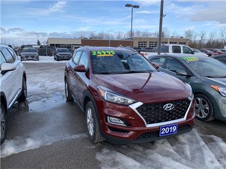 2019 Hyundai Tucson Preferred (Stk: P3169) in Smiths Falls - Image 1 of 3