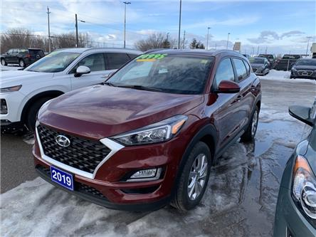 2019 Hyundai Tucson Preferred (Stk: P3169) in Smiths Falls - Image 2 of 3