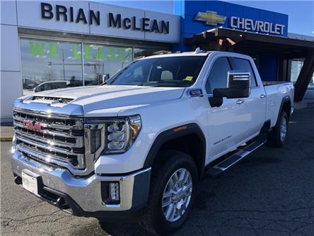 2020 GMC Sierra 3500HD SLT (Stk: M5029-20) in Courtenay - Image 1 of 18