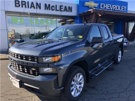 2020 Chevrolet Silverado 1500 Silverado Custom (Stk: M5023-20) in Courtenay - Image 1 of 16