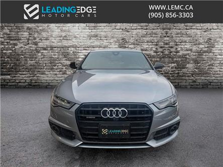 2017 Audi A6 3.0T Competition (Stk: ) in Woodbridge - Image 2 of 20
