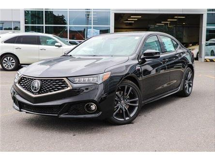 2020 Acura TLX Tech A-Spec w/Red Leather (Stk: 19022) in Ottawa - Image 1 of 28