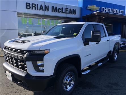 2020 Chevrolet Silverado 3500HD Work Truck (Stk: M5014-20) in Courtenay - Image 2 of 19