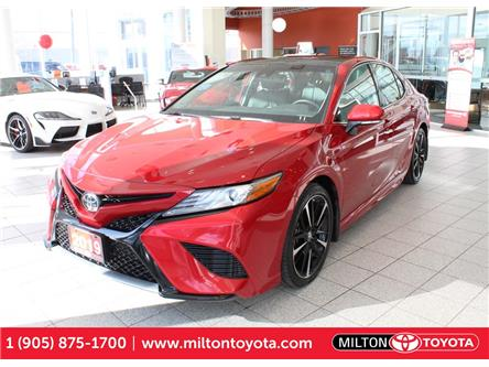 2019 Toyota Camry XSE (Stk: 159766) in Milton - Image 1 of 39